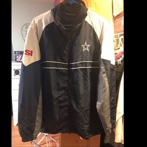 NEW Dallas Cowboys windbreaker jacket